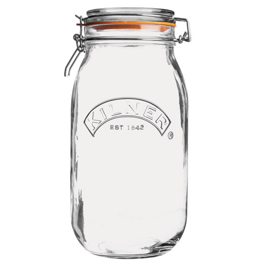Storage Jars, Bottles & Canisters
