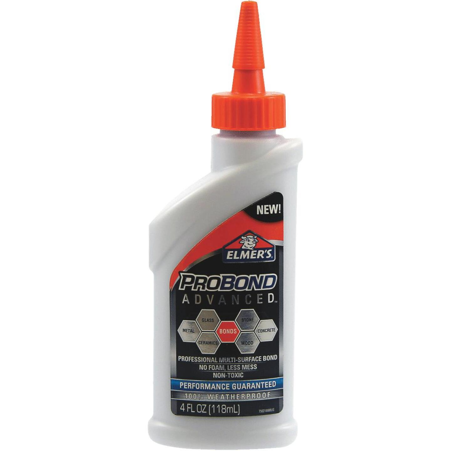 Elmer's ProBond Advanced 4 Oz. All-Purpose Glue Image 1