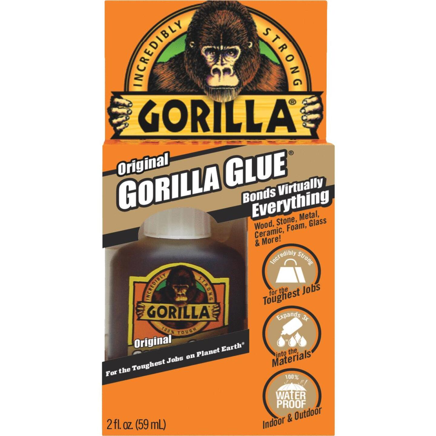Gorilla 2 Oz. Original All-Purpose Glue Image 1