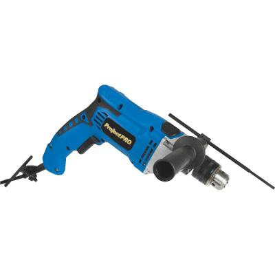 Project Pro 1/2 In. Keyed 6.6-Amp Electric Hammer Drill