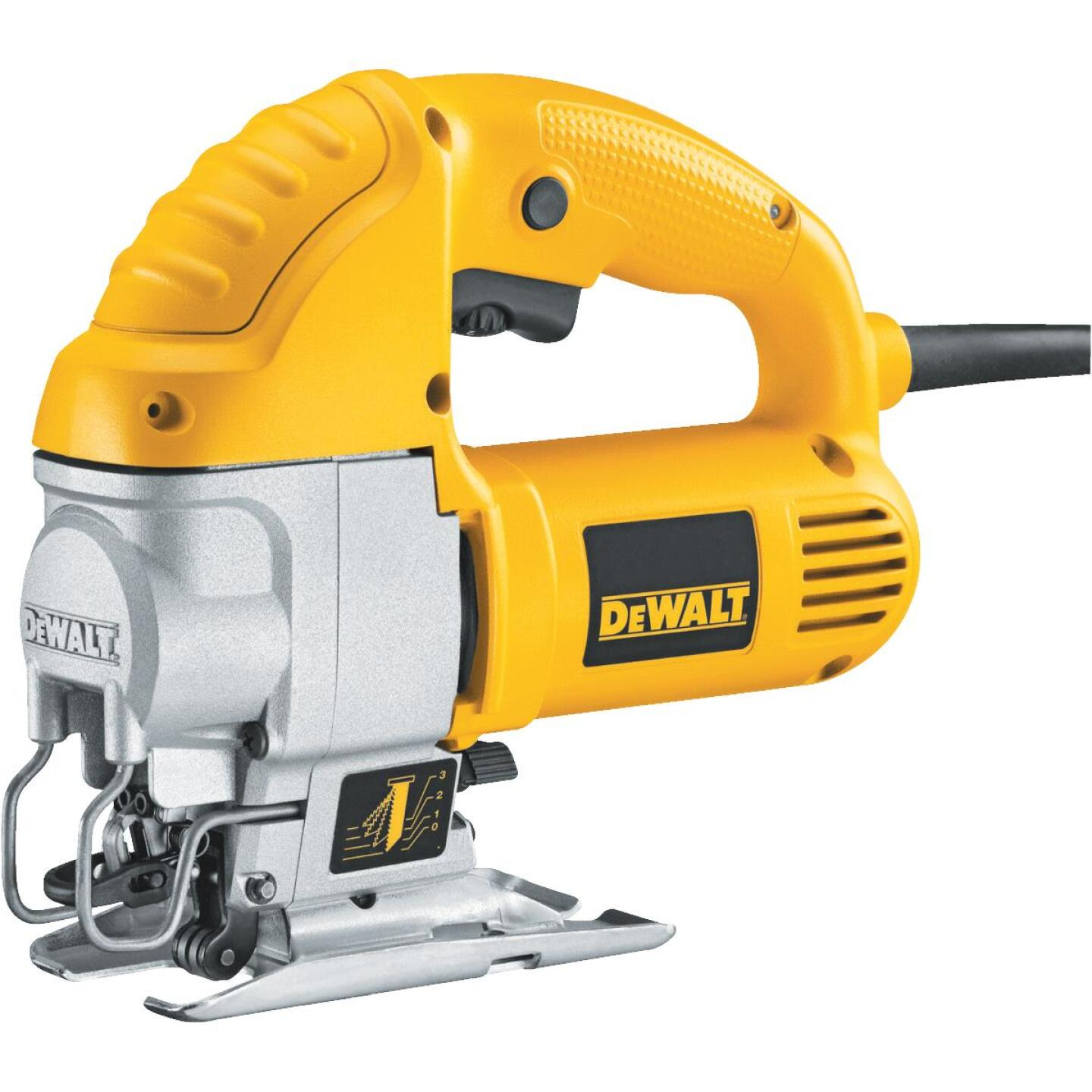 DeWalt 5.5A 4-Position 0 to 3100 SPM Jig Saw Image 1