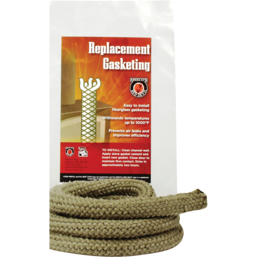 Meeco's Red Devil 7/8 In. x 6 Ft. Bronze Rope Gasketing