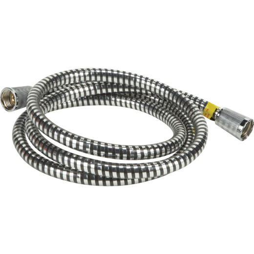 Home Impressions Chrome 6 Ft. Shower Hose