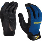 CLC Workright XC Men's Medium Synthetic Leather Flex Grip High Performance Glove Image 2