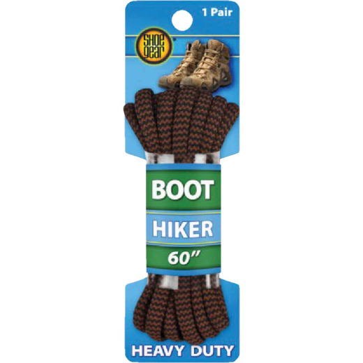 Shoe Gear Alpine 60 In. Round Boot Laces